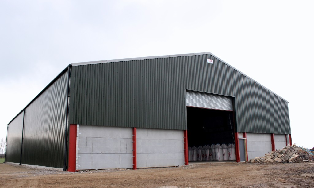 General Storage Building